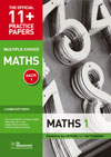 GL Assessment (formerly NFER Nelson) 11 Plus Maths Multiple Choice Pack 1